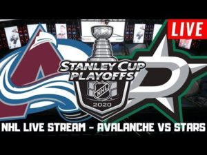 Dallas Stars vs Colorado Avalanche Game 5 LIVE | Stanley Cup Playoffs Play By Play/Hangout