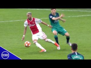 Hakim Ziyech Legendary Champions League Season