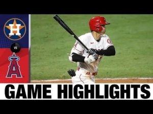 Mike Trout, Shohei Ohtani lift Angels in walk-off win | Astros-Angels Game Highlights 9/4/20