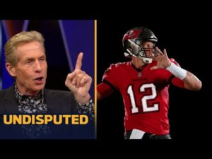 "UNDISPUTED | Skip Bayless reacts to Leonard Fournette: ""I'm hard on Tom, he's hard on me"""