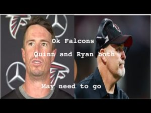 #MattRyan #MNF #DanQuinn Atlanta Falcons might be better off firing them both