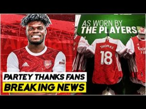Thomas Partey thanks Arsenal fans for welcoming him to Arsenal | ARSENAL NEWS