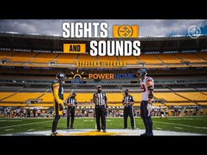 Mic'd Up Sights & Sounds: Pittsburgh Steelers Week 3 win over the Houston Texans
