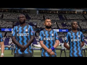 FIFA 21 | Real Madrid vs Inter Milan - UEFA Champions League (Full 4K Gameplay)
