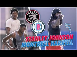 MONTREZL HARRELL And FRANK NITTY Team Up To Dominate The Pro Runs! 😈| Jordan Lawley Basketball