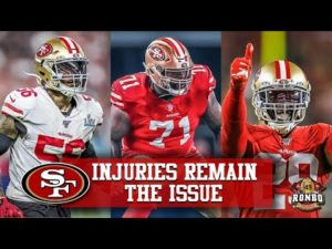 49ers Williams, Alexander, Tartt Don't Practice | Sherman, Ford Not Yet Ready