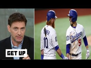 "Mike Greenberg ""Bold Prediction"" MLB Game 2: Dodgers vs Rays; Probable pitchers: Blake vs Tony??"