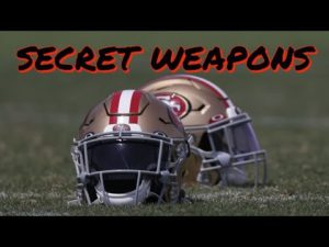 The 49ers Secret Weapons on Offense