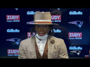 "Cam Newton ""very depressed"" New England Patriots bad loss San Francisco 49ers 33-6 easily"