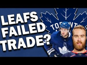 Maple Leafs Failed Trade?