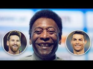 Cristiano Ronaldo vs. Leo Messi: Which player would Pelé have preferred as a teammate? | Oh My Goal