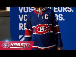 Introducing the Canadiens' adidas #ReverseRetro jersey