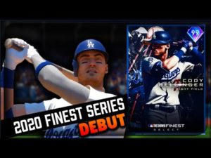 '99' 2019 FINEST CODY BELLINGER MAKES HIS RETURN AND IT WAS EPIC !! MLB THE SHOW 20 DIAMOND DYNASTY