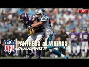 LIVE NFL Football: Minnesota Vikings vs Carolina Panthers Live Stream (FULL GAME)✔