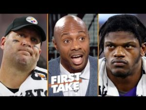 "Jay Williams ""backlash"" Pittsburgh Steelers vs. Baltimore Ravens"