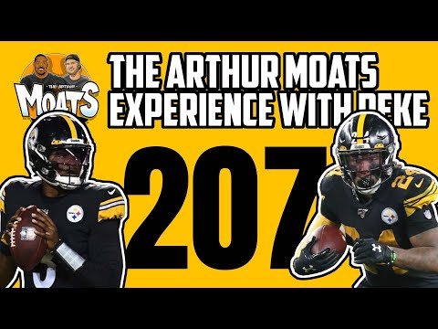 """The Arthur Moats Experience With Deke: Ep.207 """"Live"""" (Pittsburgh Steelers Vs Carolina Panthers)"""