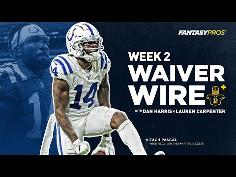 Live: Week 2 Waiver Wire Pickups   Players To Target, Drop, and Trade + Q&A (2021 Fantasy Football)