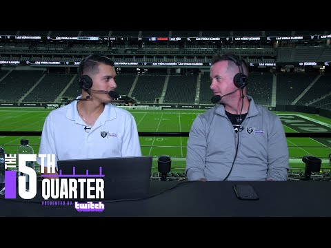 Instant Reactions to the Raiders' Week 5 Loss to the Chicago Bears w/ Jason Fitz   The 5th Quarter