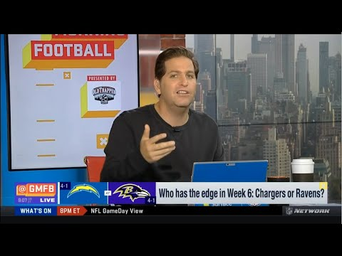 Lamar Jackson or Justin Herbert: Who has the edge? - Peter on Game of the Week: Chargers at Ravens?
